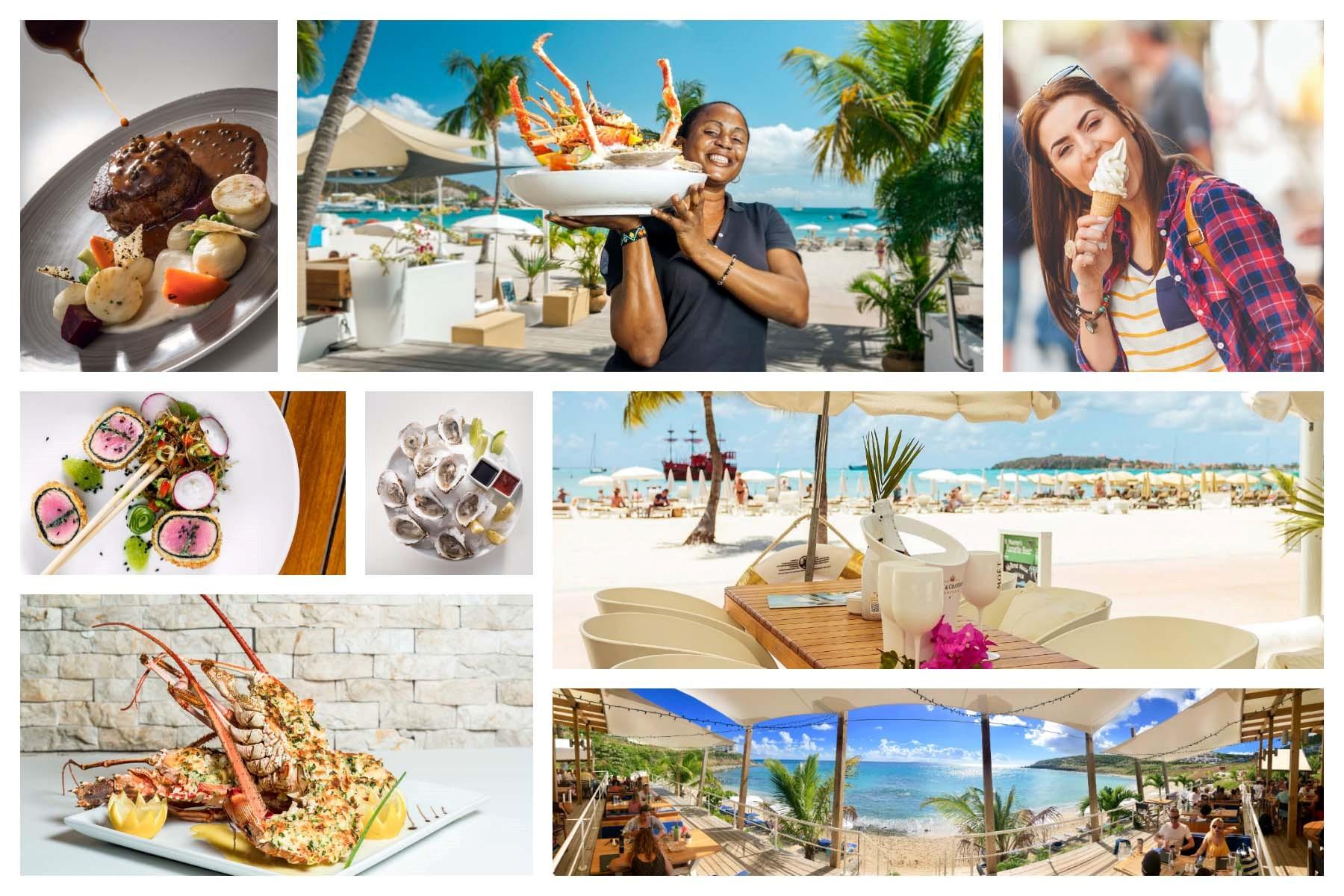 Sint Maarten Restaurants